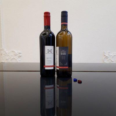 Martin Schwarz Weinflaschen
