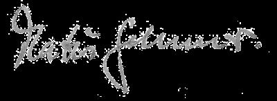 Unterschrift Martin Schwarz