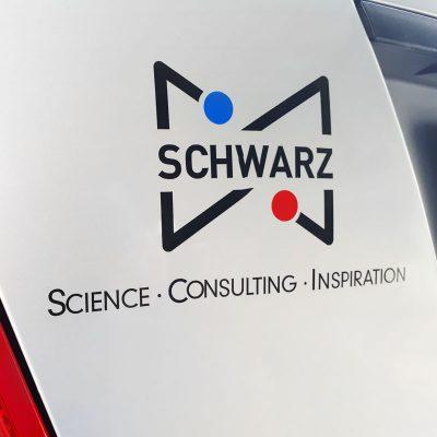 Martin Schwarez Autoaufklebeer
